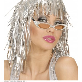 Glitter Trendy Glasses - Fancy Dress