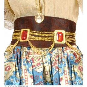 Harem Dancer Belts With Gems - Fancy Dress