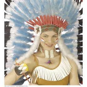 Native American Choker - Fancy Dress (Cowboys/Native Americans)