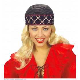 Pirate Bandana Deluxe - Fancy Dress (Pirates)