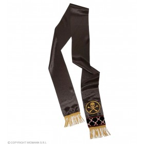 Pirate Waist Sash Satin - Fancy Dress (Pirates)
