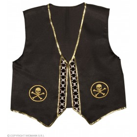Pirate Vest Deluxe - Fancy Dress (Pirates)