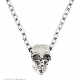 Skull Necklace - Fancy Dress
