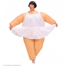 Blowup Ballerina Costume Inflatable Costume Fancy Dress