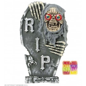 Tombstones Colour Changing Light Eyes Fancy Dress (Halloween)