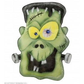 Monster Wall Decorations 40X52Cm - Fancy Dress (Halloween)