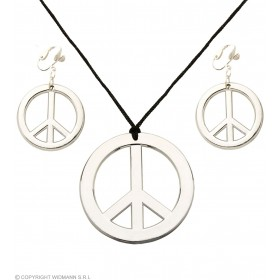 Hippie Necklace & Earrings Sets Jewellery