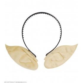Pointed Ear Headbands - Skin Colour Accessories