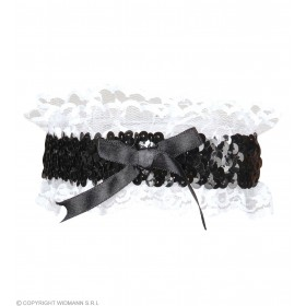 Garter Retro Sequinned - Fancy Dress