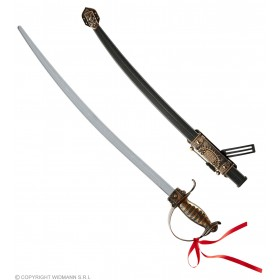Old Time Royal Swords W/ Decorated Scabbard 68Cm Swords/Knives