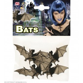 Bat 11Cm - Fancy Dress (Halloween)