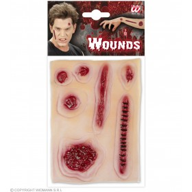 Set Of Wounds Accessories