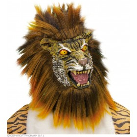 Tiger Mask Plush - Fancy Dress (Animals)