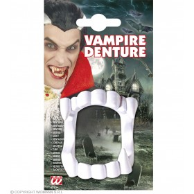 Dracula Teeth - Fancy Dress (Halloween)