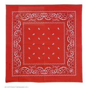 Red Bandana - Fancy Dress