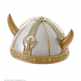 Viking Helmet - Fancy Dress (Viking) Sanc8582V