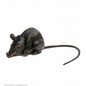 Scary Rats 10Cm - Fancy Dress (Halloween)