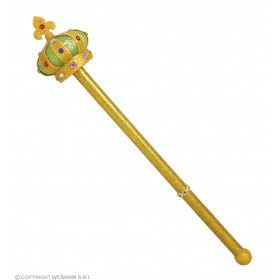 Royal Glitter Scepters 57Cm Accessories