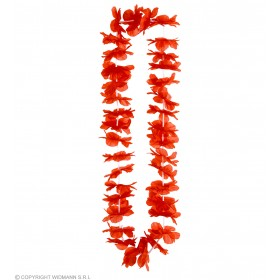 Hawaiian Leis - Red Accessories - (Red)