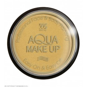Aqua Makeup 15G - Metallic Gold Makeup - (Gold)