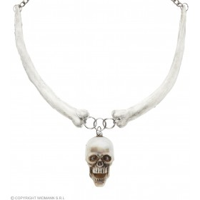 Skull & Bones Necklace Jewellery