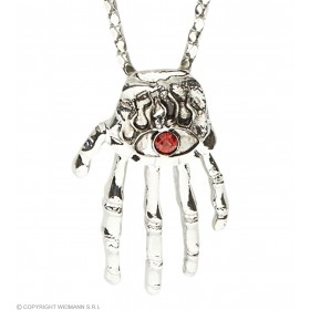 Skeleton Hand Necklaces Jewellery