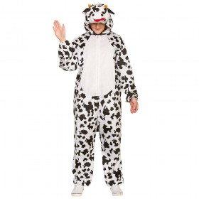 Deluxe Cow Adult Animal Costume
