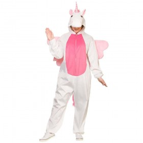 Deluxe Unicorn Adult Animal Costume