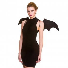Bat Wings Halloween Accessory