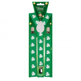 Adult Braces - IRISH / ST PATRICKS Accessories