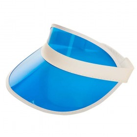 Visor - BLUE good quality Hats