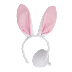 Ears & Tail - Bunny Animal Accessories