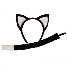 Ears & Tail - Cat Animal Accessories