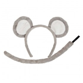 Ears & Tail - Mouse Animal Accessories