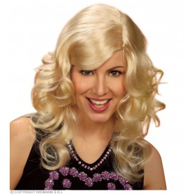 Brandy Wig Blonde - Fancy Dress