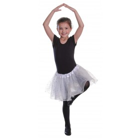 White Tutu with Sequin Stars (Childs)