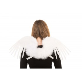 Feather Wing White Mythical