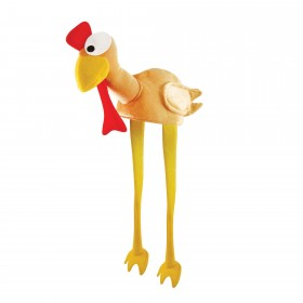 Turkey Hat with Head and Legs