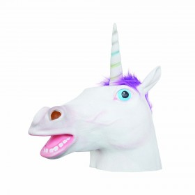 Unicorn Mask Latex