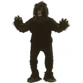 Gorilla. Budget Fancy Dress Costume