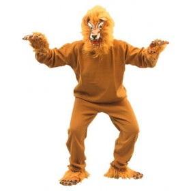 Lion. Budget Fancy Dress Costume