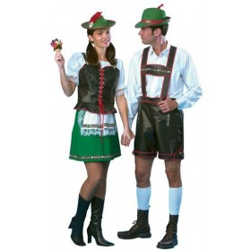 German Man Fancy Dress Costume