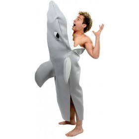 Shark Attack Fancy Dress Costume
