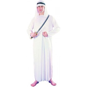 Arab Sheik Fancy Dress Costume