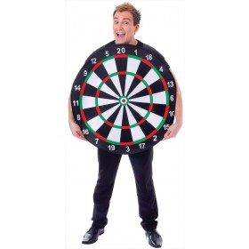Dart Board Party/Stag/ Fun Run Fancy Dress Costume