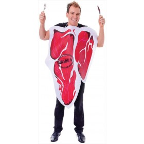 Prime Steak Party/Stag/Fun Run Fancy Dress Costume
