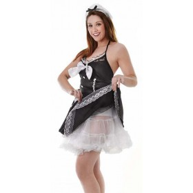 Underskirt For . White (Burlesque , Fairy Tales Fancy Dress)