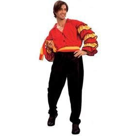 Rumba Man Fancy Dress Costume