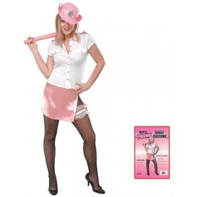 Wpc Pinkie Fancy Dress Costume