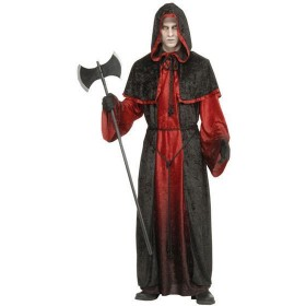 Demon Robe Fancy Dress Costume